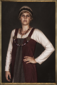 Cornelia Leu, Waffenmeister/ Vogt