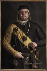 Rolf Gottier, 1. Ritter (Präsident)